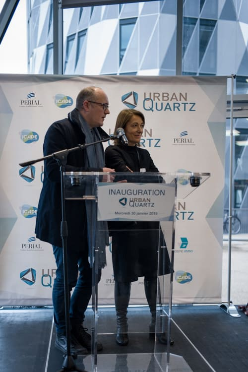Urban Quartz Inauguration 6