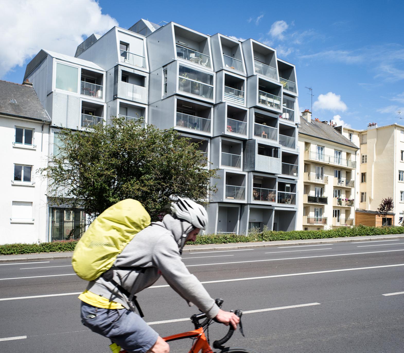 Pixelys - Nouvelle silhouette urbaine