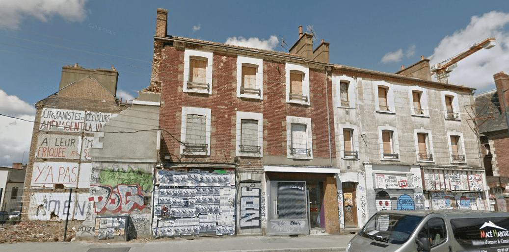 Info travaux : démolition d'immeubles rue Louis Blériot (TRAVAUX TERMINES)