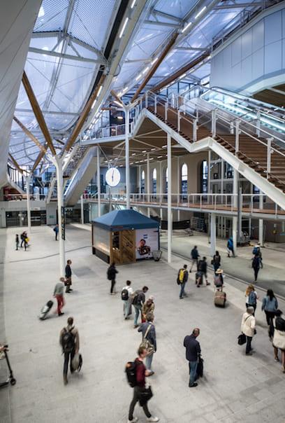 Nouvelle Gare, nouvelles mobilités