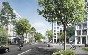 Des travaux boulevard de Beaumont et place de la gare