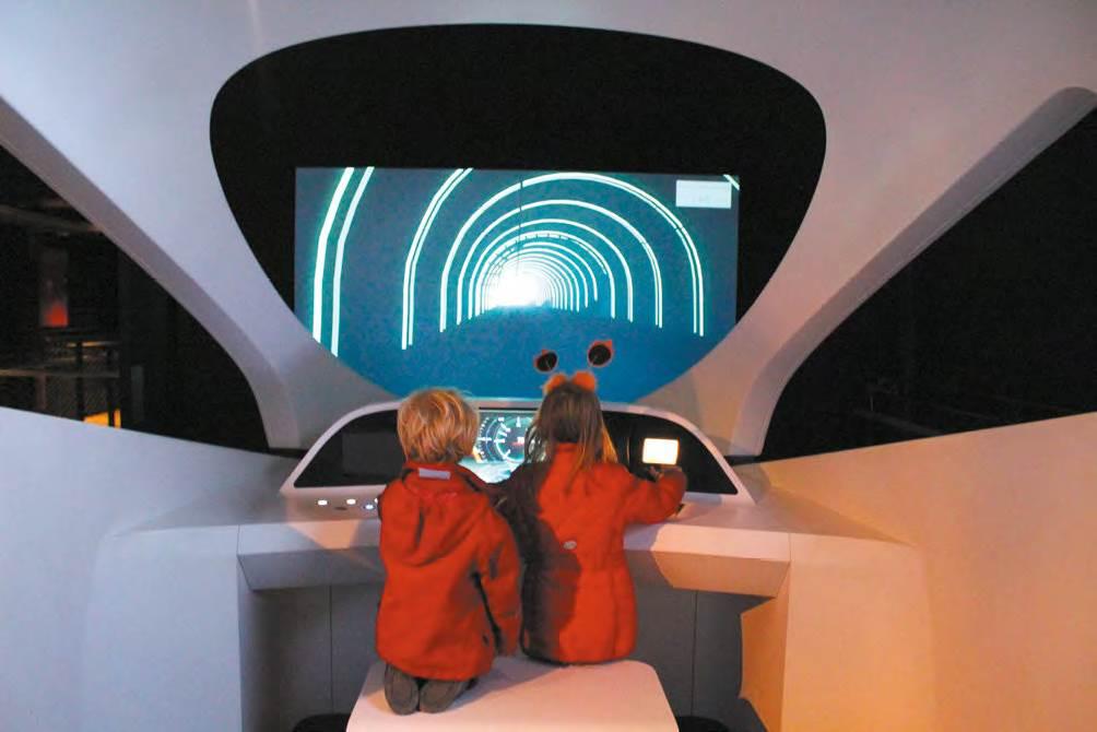 LGV1H25 : Courez à l'Espace des Sciences !