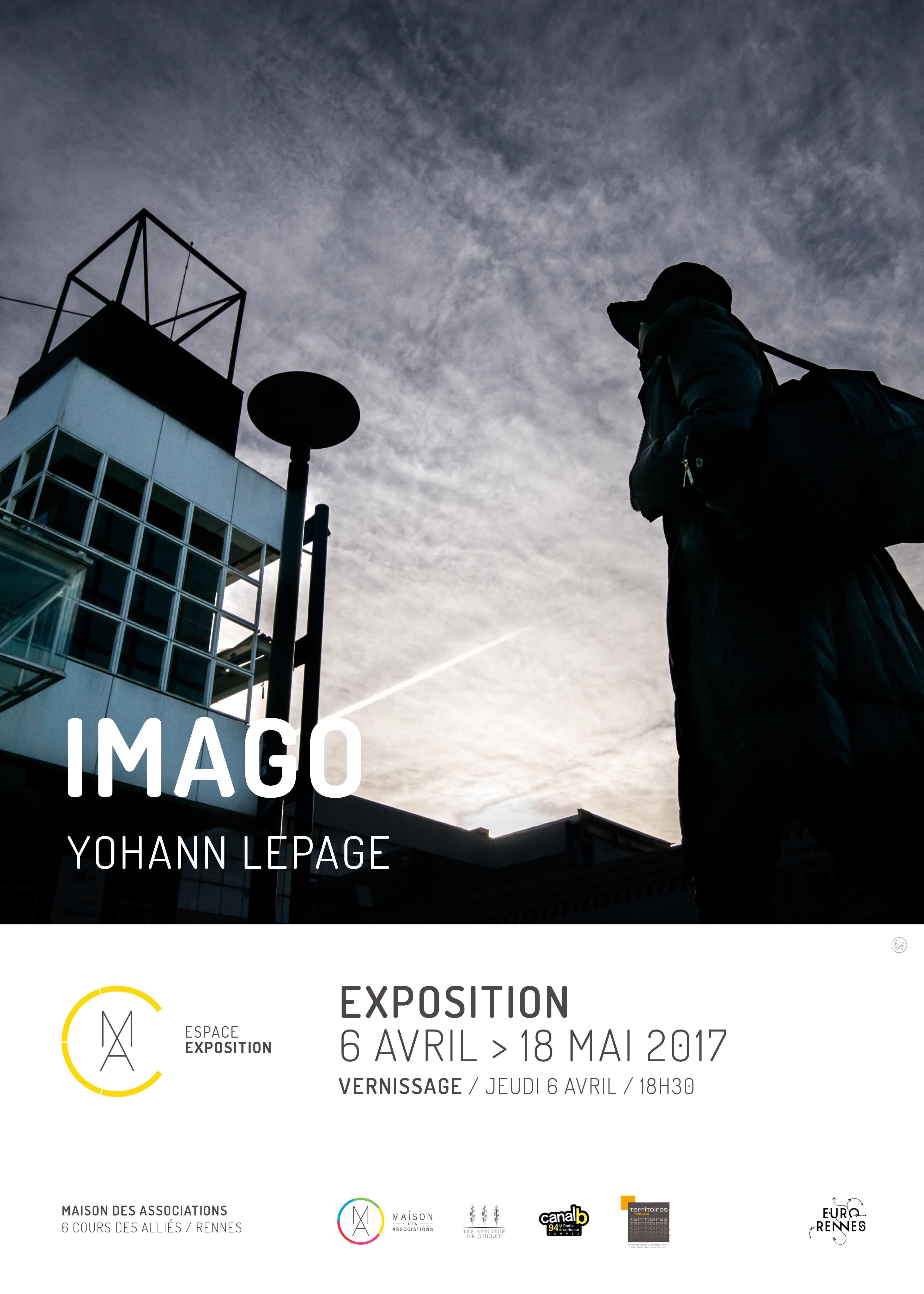 Exposition Imago à la Maison des Associations