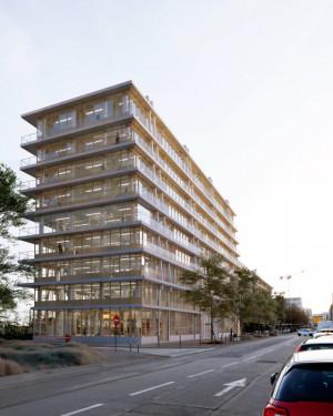Îlot Solférino - L'Agence Parc architectes désignée pour la conception d'un programme de bureaux