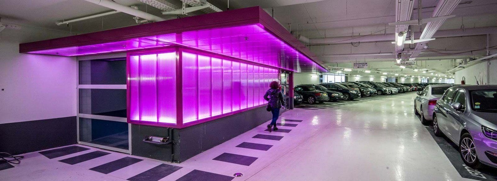 Parking Gare Sud : un équipement nouvelle génération