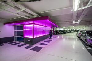 Parking Gare-Sud : ouverture au public !